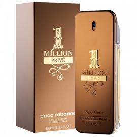 Мужская парфюмерная вода Paco Rabanne 1 Million Prive (Пако Рабан 1 Миллион Прайв)
