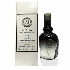 AJ ARABIA Private Collection III TESTER унисекс