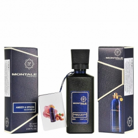Montale Amber & Spice 60 мл