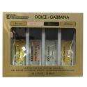 Набор мини-парфюма c феромонами Dolce&Gabbana 4*15ml