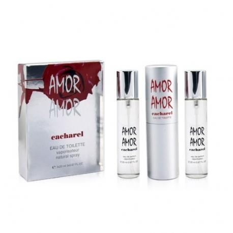 Набор парфюма Cacharel Amor Amor 3х20ml