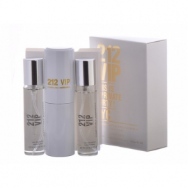 Набор парфюма Carolina Herrera 212 VIP 3х20ml