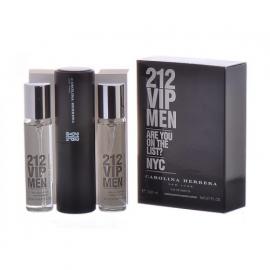 Набор парфюма Carolina Herrera 212 VIP Men 3х20ml