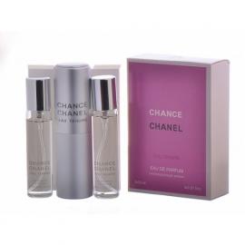 Набор парфюма Chanel Chance Eau Tendre 3х20ml