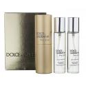 Набор парфюма Dolce&Gabbana The One wooman 3х20ml