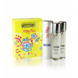 Набор парфюма Moschino Hippy Fizz 3х20ml