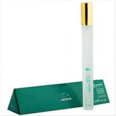 Мини парфюм для мужчин Lacoste Eau De Lacoste L.12.12 Vert (Лакосте еау Де Лакосте Верт) 15 мл