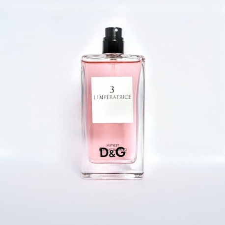 Dolce & Gabbana 3 L`imperatrice TESTER женский