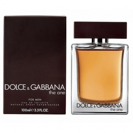 Мужская туалетная вода Dolce & Gabbana The One for Men (Дольче Габанна Зе Уан фо Мэн)