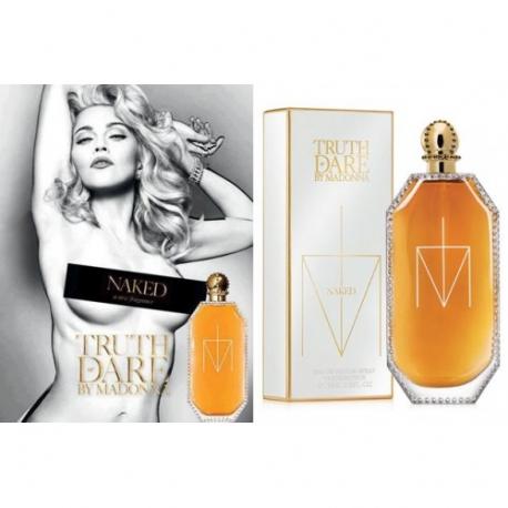 Женская парфюмерная вода Madonna Truth or Dare by Madonna Naked