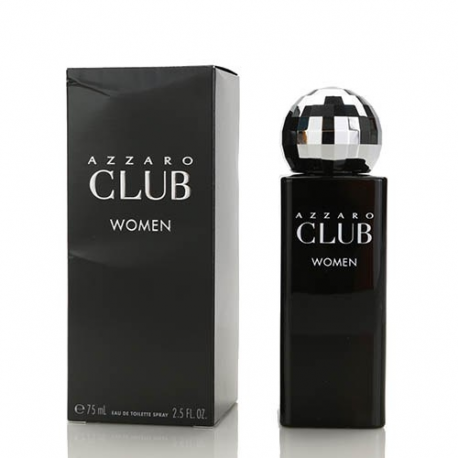 Женская туалетная вода Azzaro Club Women (Аззаро Клаб Вумен)
