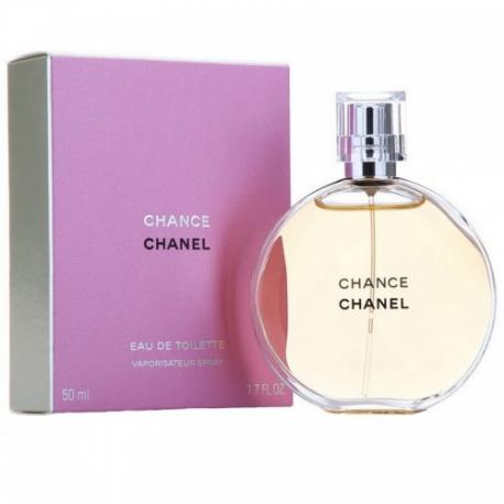 Женская туалетная вода Chanel Chance EDT 50мл