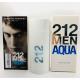 Мужская туалетная вода Carolina Herrera 212 Men Aqua Limited Edition