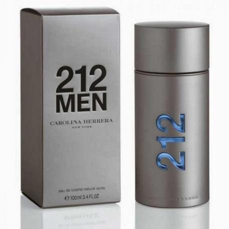 Мужская туалетная вода Carolina Herrera 212 Men