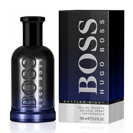 Мужская туалетная вода Hugo Boss Boss Bottled Night (Хуго Босс Ботл Найт)