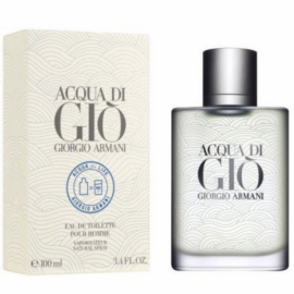 Мужская туалетная вода Giorgio Armani Acqua Di Gio Acqua for Life (Аква Ди Джио Аква фо Лайф) мужские