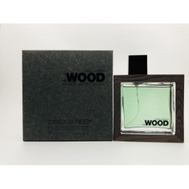 Парфюм мужской DSQUARED² He Wood Silver Wind Wood