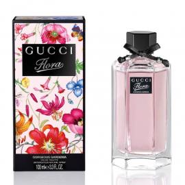 Женская туалетная вода Gucci Flora Gorgeous Gardenia 100 мл