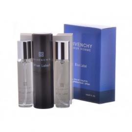 Набор парфюма Givenchy Pour Homme Blue Label 3х20ml