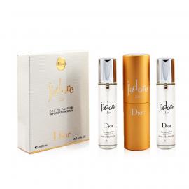 Набор парфюма Dior J'adore 3х20ml
