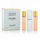 Набор парфюма Chanel COCO mademoiselle 3х20ml