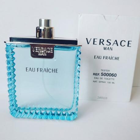Versace Eau Fraiche TESTER мужской