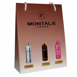 Набор мини парфюма Montale (Vanille Absolu, Boise Fruite, Wild Pears) 3 по 15 мл