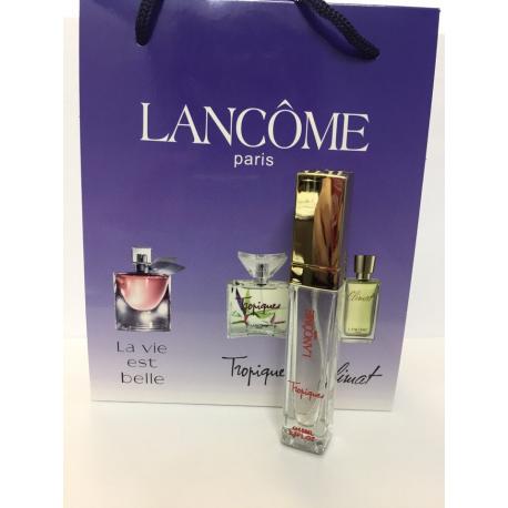 Набор мини парфюма Lancome 3 по 15 мл