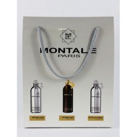 Набор мини парфюма Montale (Intense Tiare, Intense Cafe, Chocolate Greedy) 3 по 15 мл