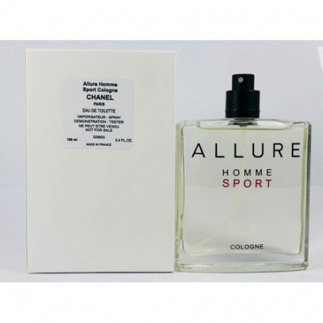 Chanel Allure Sport Cologne TESTER мужской