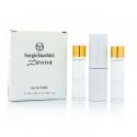 Набор парфюма Sergio Tacchini Donna 3х20ml