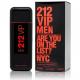 Мужская туалетная вода Carolina Herrera 212 VIP Men Are You on The List