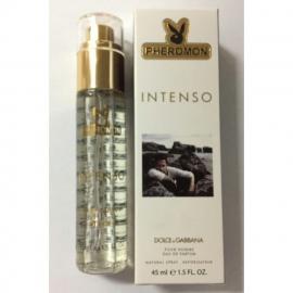 Парфюм с феромоном Dolce&Gabbana Intenso Pour Homme 45 ml