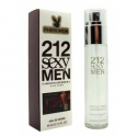 Парфюм с феромоном Carolina Herrera 212 Sexy Men 45 ml