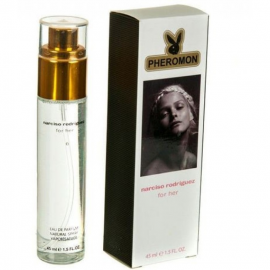Парфюм с феромоном Narciso Rodriguez For Her Black 45 ml