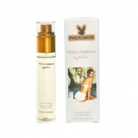 Парфюм с феромоном D&G Light Blue Woman 45 ml