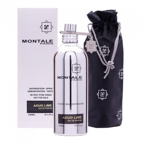Montale Aoud Lime TESTER