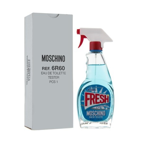 Moschino Fresh Couture TESTER женский