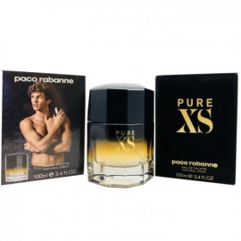 Мужская туалетная вода Paco Rabanne Pure XS (черные)