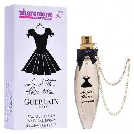 Парфюм с феромоном Guerlain La petite Robe noire pheromone 30ml