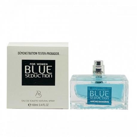 Antonio Banderas Blue Seduction TESTER женский