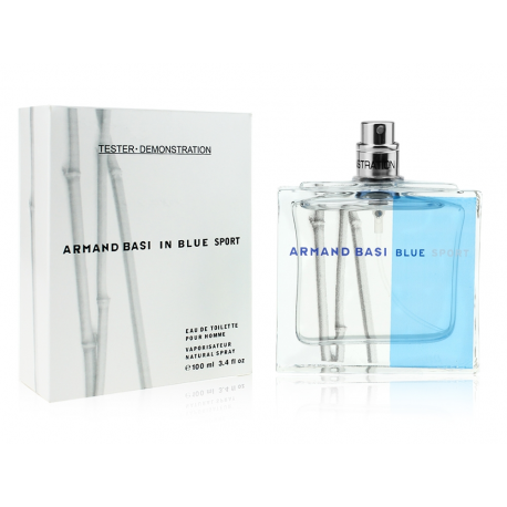Armand Basi In Blue Sport TESTER 100ml мужской