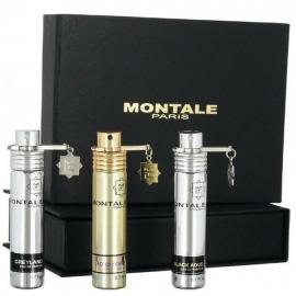 "Montale 3x20 "" Greyland + Aoud Sense + Black Aoud"""