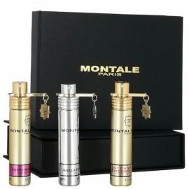 "Montale 3x20 "" Intense Roses Musk + Vanille Absolu + Roses Musk"""