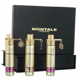 "Montale 3x20 "" Rose Elixir + Intense Roses Musk + Roses Musk"""