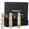 "Montale 3x20 "" So Amber + Mukhallat + Pure Gold"""