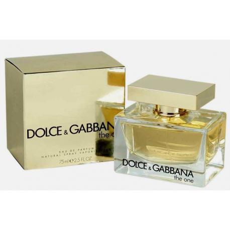 Женская парфюмерная вода Dolce&Gabbana The One Women (Дольче Габбана зе Ван)