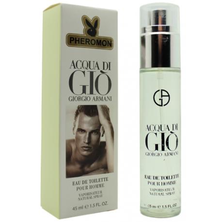 Парфюм с феромоном Giorgio Armani Acqua di Gio Men 45 ml