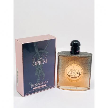 Женская парфюмерная вода Yves Saint Laurent Black Opium Floral Shock