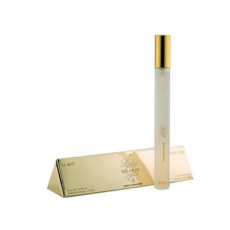 Мини парфюм Paco Rabanne Lady Million 15 мл